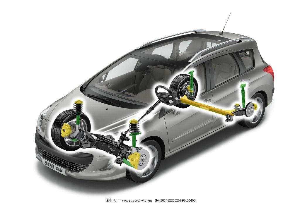 汽车动力图片
