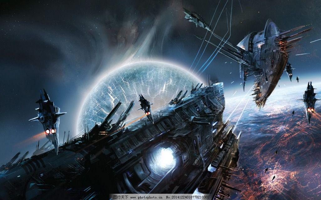 地球 科幻 宇宙飞船 战争 宇宙飞船 战争 地球 科幻 卡通|动漫|可爱