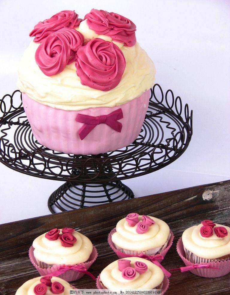 玫瑰花翻糖蛋糕图片图片