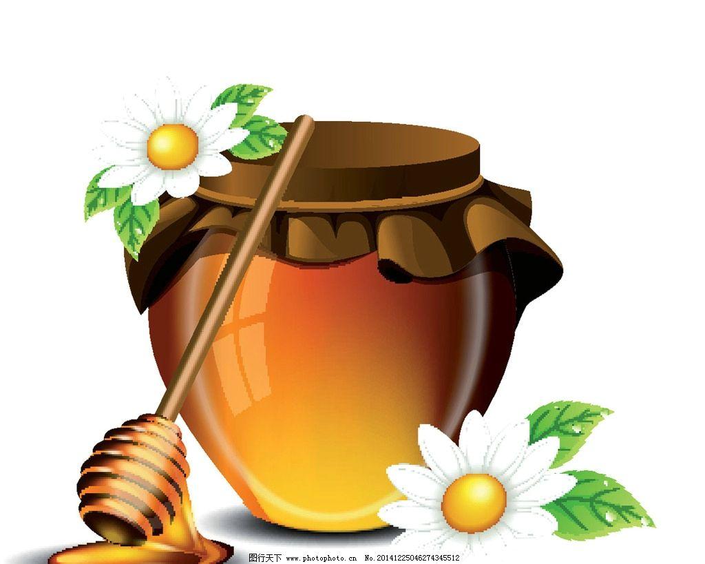 蜂蜜 蜂蜜设计 手绘 蜂蜜广告 蜜蜂 蜂蜜产品 餐饮美食 健康食品 天然