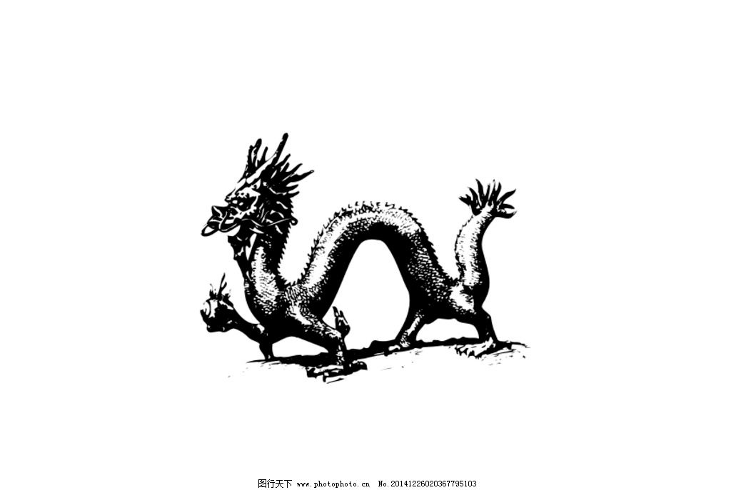龙图案 传统纹样 底纹 云龙 雕刻图案 龙纹样 设计 底纹边框 花边花纹