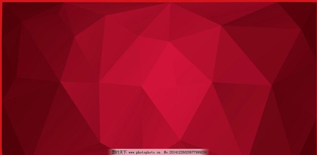 立体菱形背景图图片