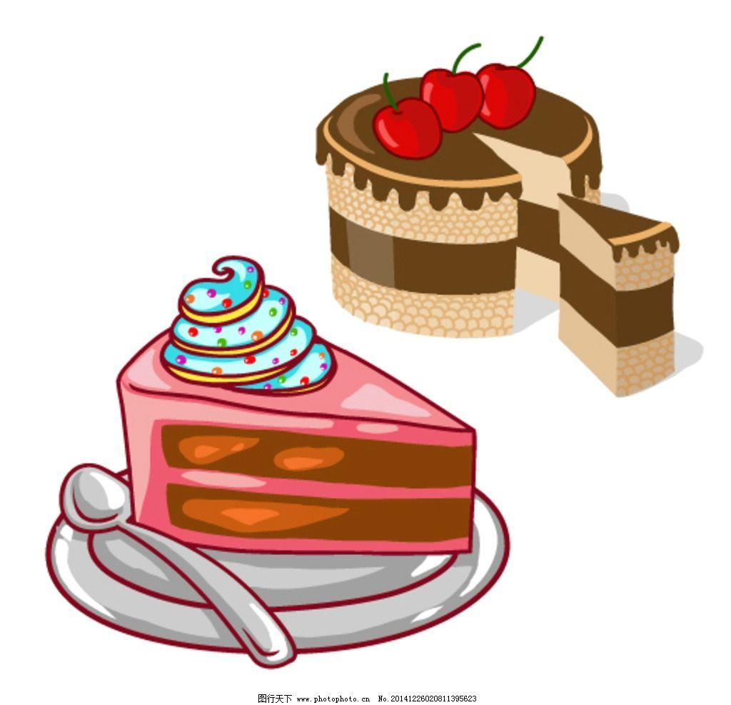 甜点蛋糕图片
