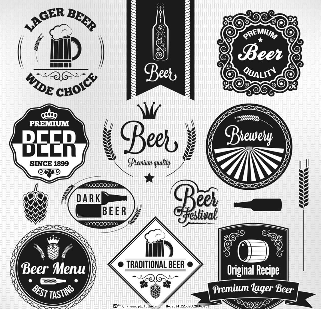 德国啤酒节 小麦