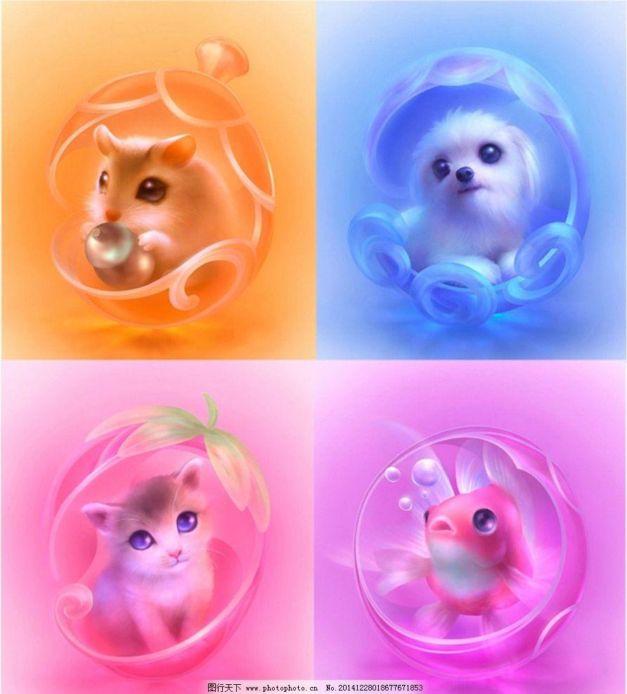 可爱唯美小萌物高清图片,可爱动物 唯美宠物 小老鼠