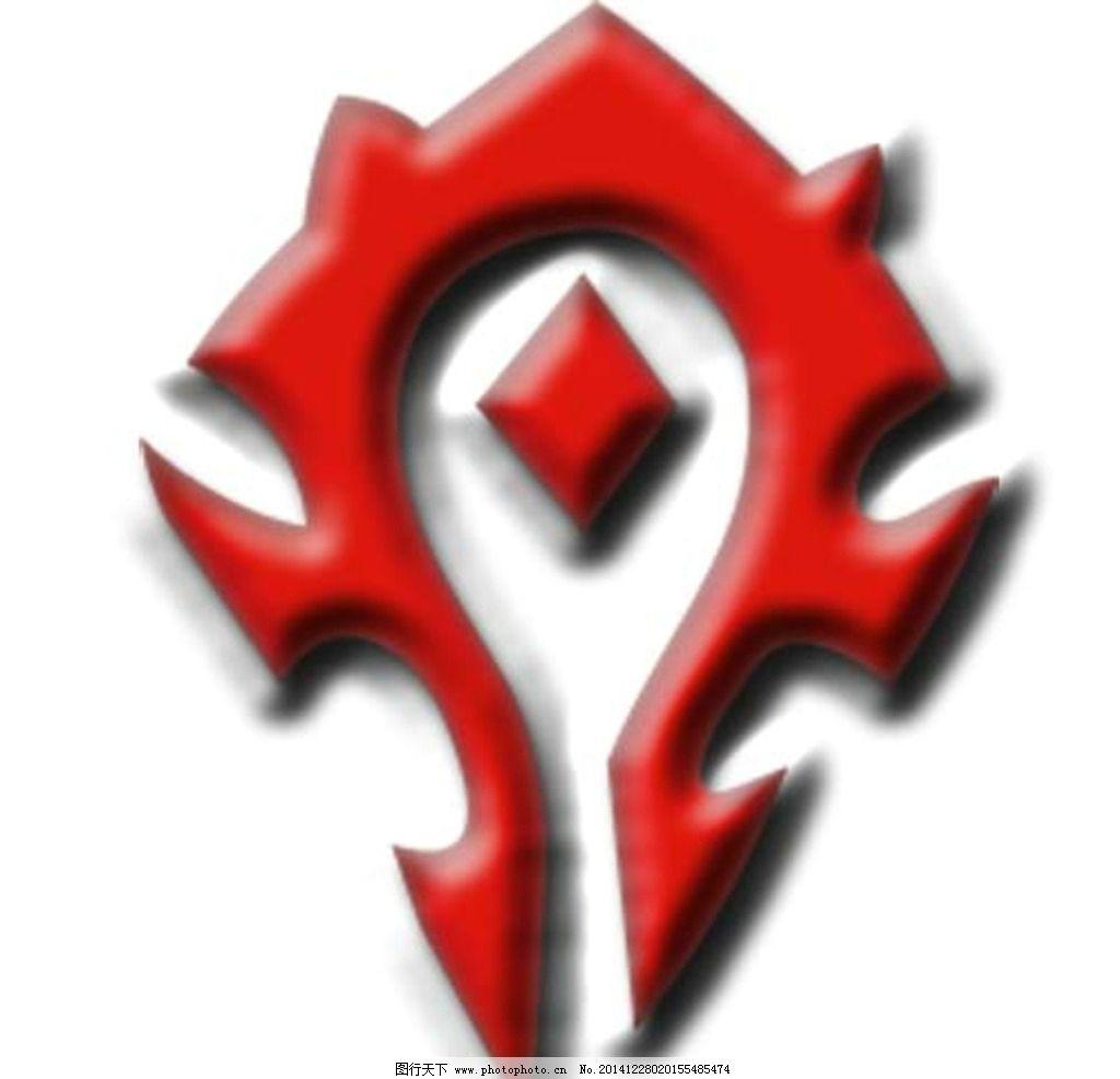 魔兽世界部落旗帜图标图片