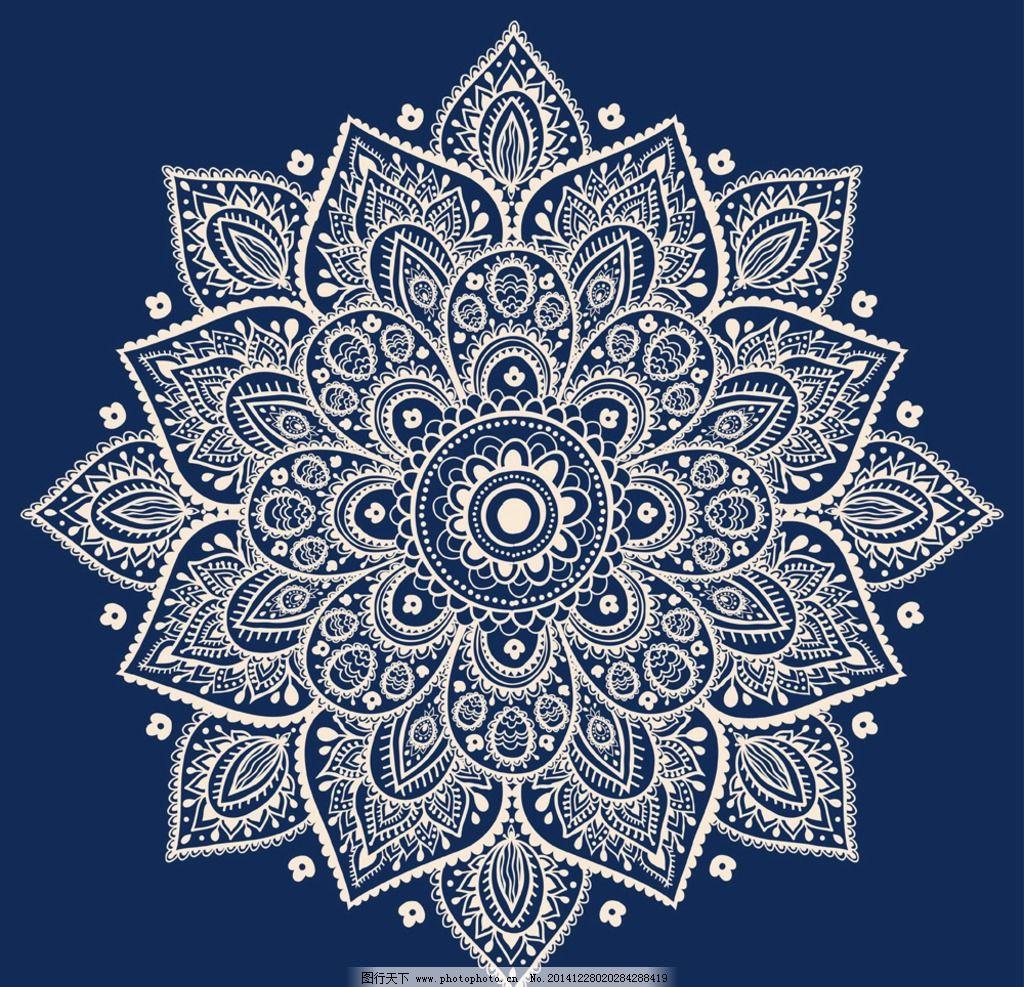装饰 民族花纹 卡片底纹 花纹图案底纹 复古 怀旧 手绘花纹 设计 背景