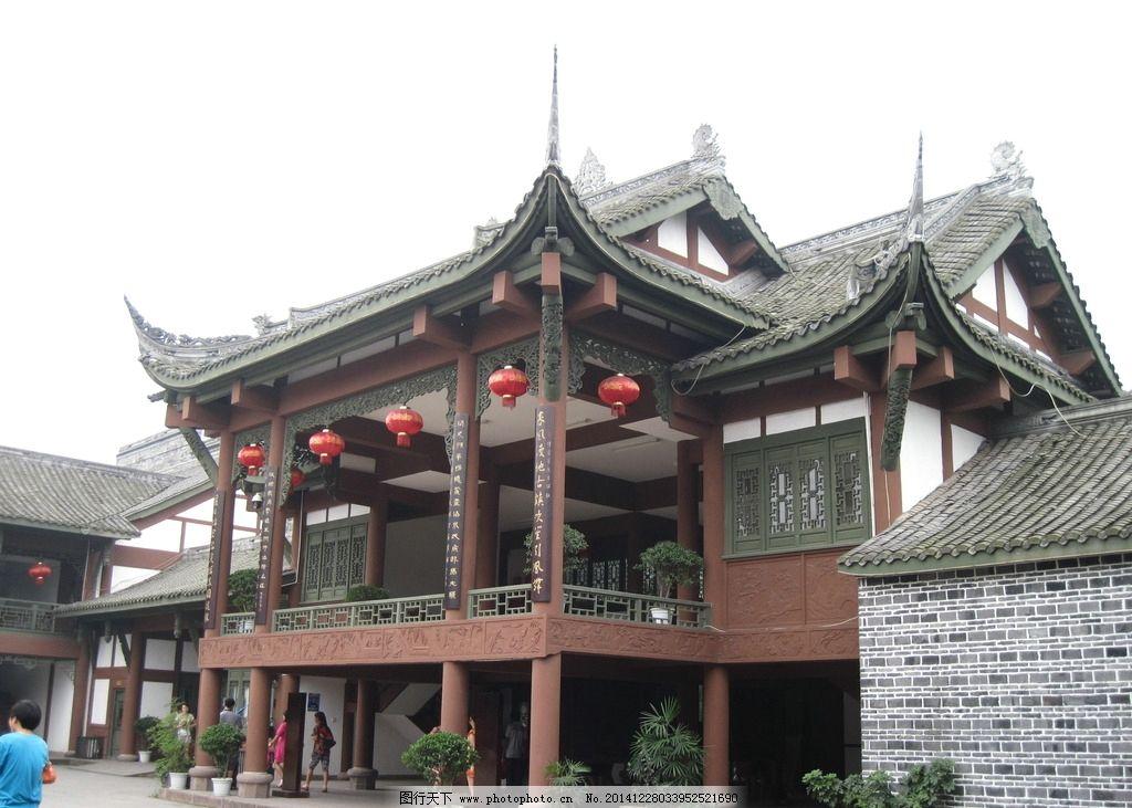 石潭村古镇古建筑