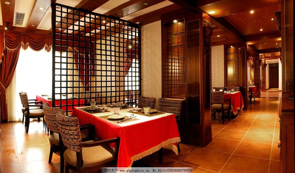 东南亚餐厅 东南亚风格 东南亚建筑 东南亚装修 东南亚装饰 东南亚餐馆 餐厅 装修 装饰 大厅 餐桌 暹罗湾 酒店 摄影 建筑园林 室内摄影 72DPI JPG