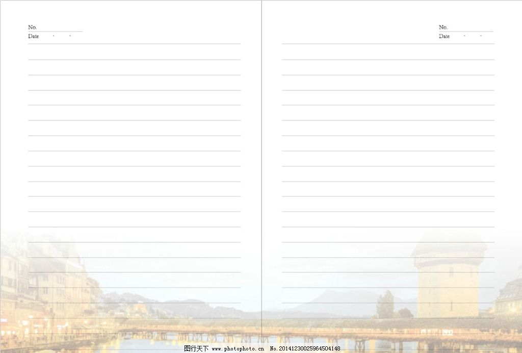 胶装笔记本 日记本