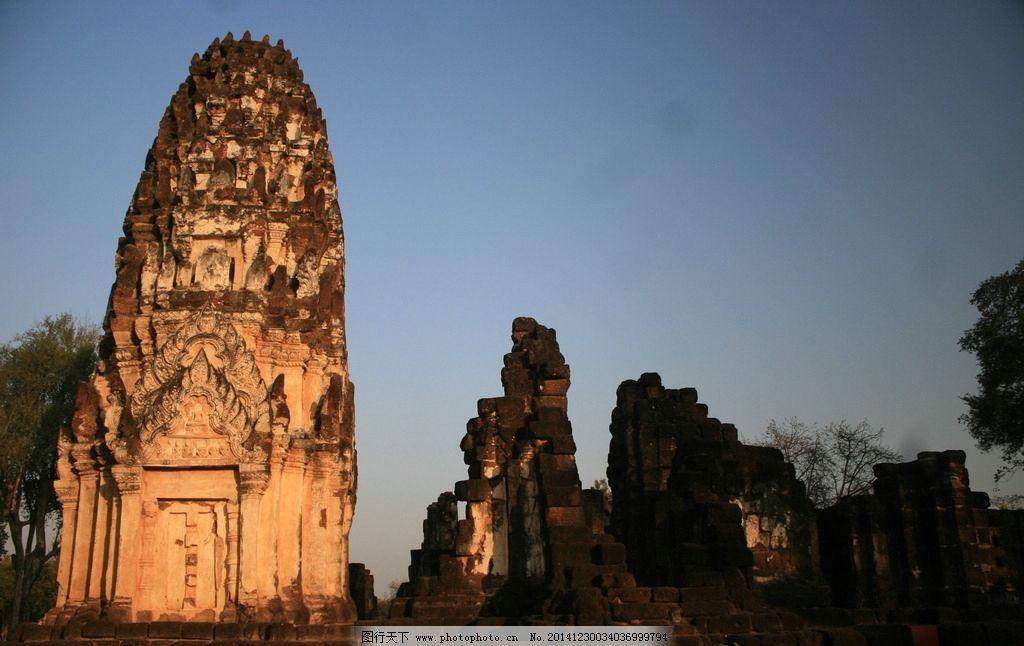 泰国/泰国素可泰国家公园图片