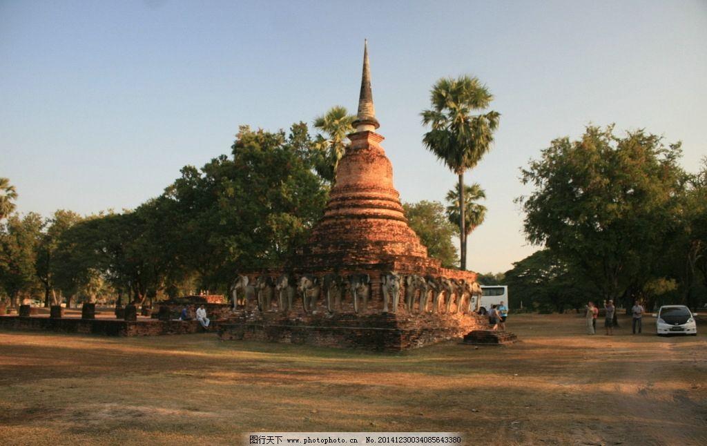 泰国 素可泰 国家公园/泰国素可泰国家公园(非高清)图片