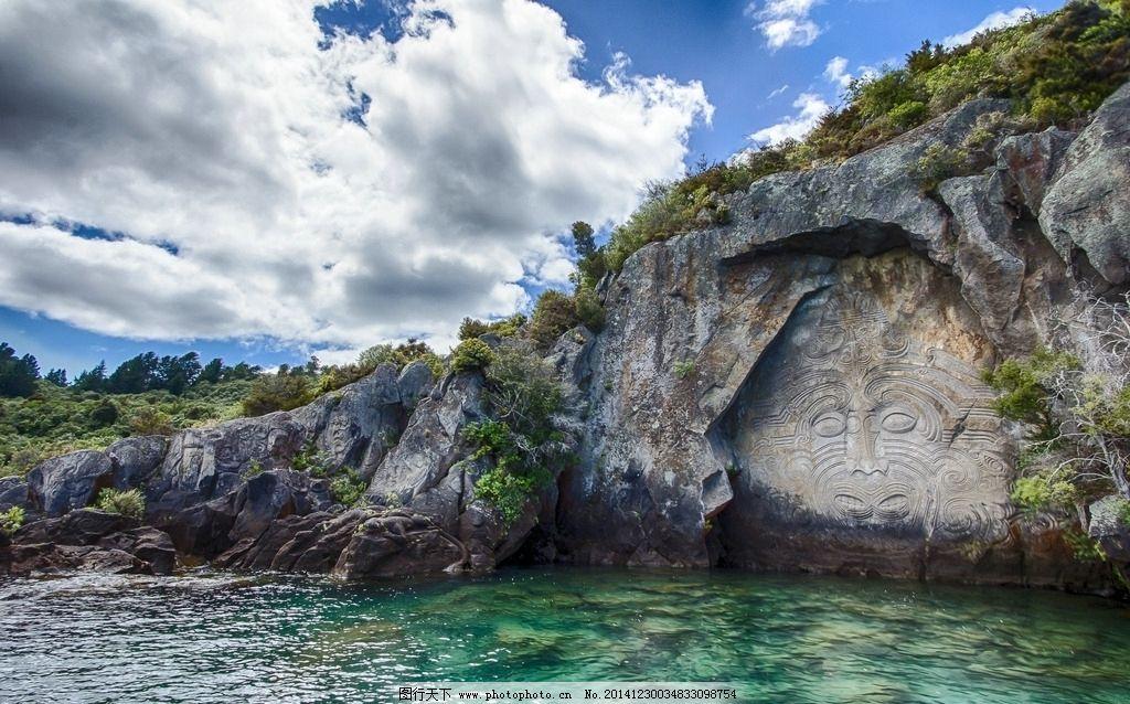 新西兰海边风景图片