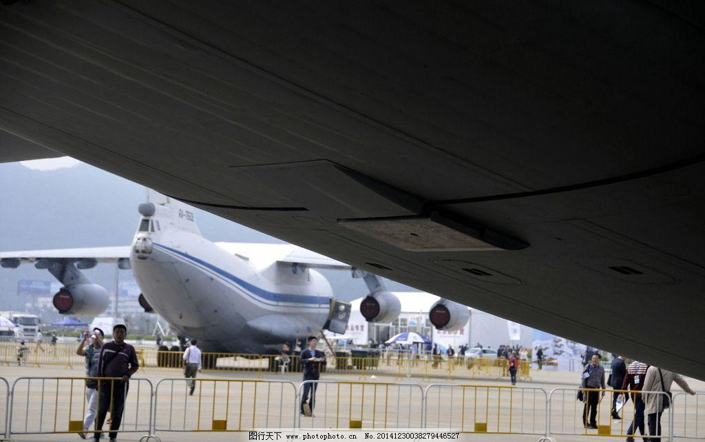 珠海航展 运输机 c17图片