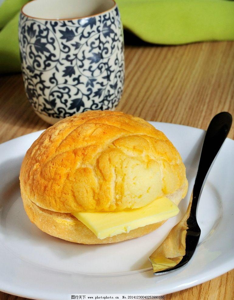 冰镇菠萝油 菠萝包 茶餐厅 港式 美食 小吃 下午茶 菜单菜谱
