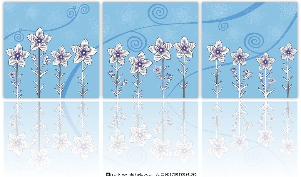 壁画,抽象,底纹,挂画,花瓣,花朵,花蕾